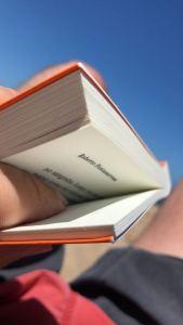 Vista libro Fontanarrosa